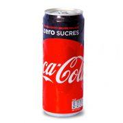 coca cola zéro sucres