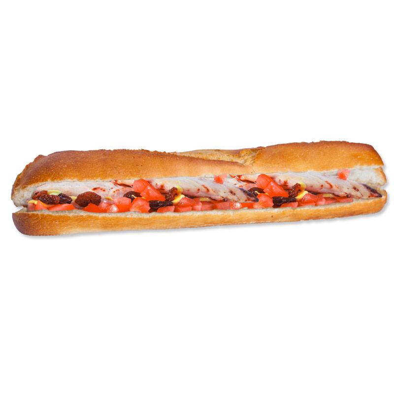 sandwich oriental