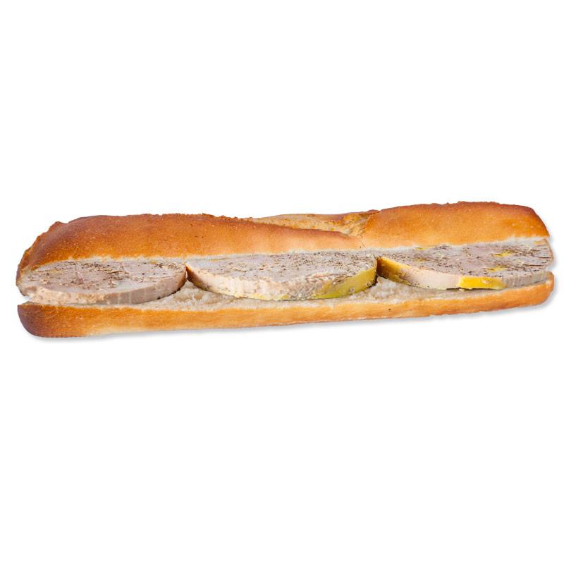 sandwich perigourdin