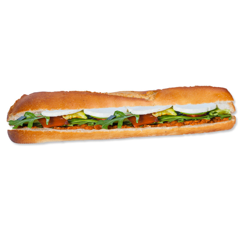 sandwich vegetarien
