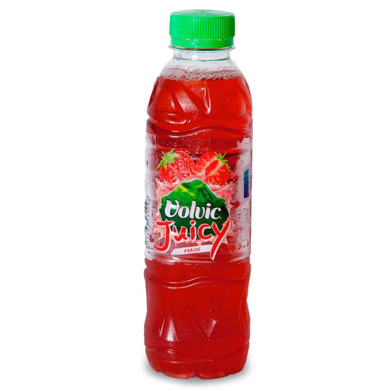 volvic juicy fraise