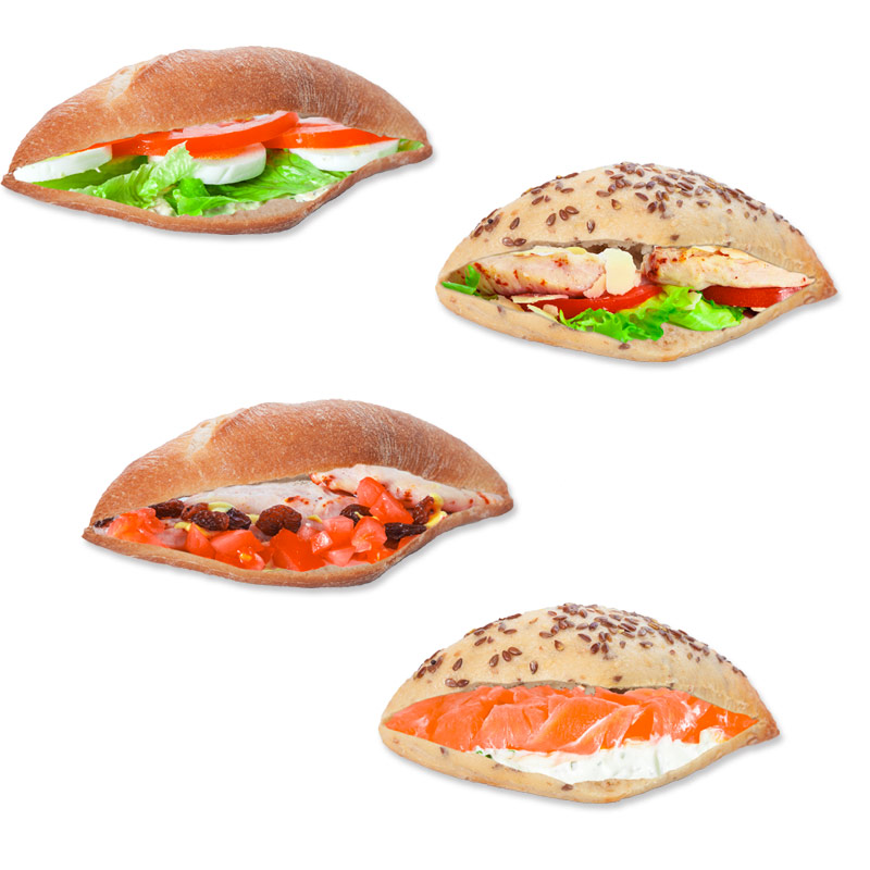 Minis sandwiches
